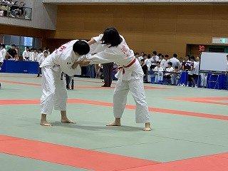 7月26日(金) 柔道県大会