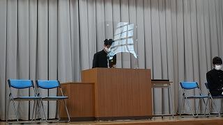 4月6日(火) 始業式