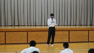 7月6日(火) 学年委員会集会