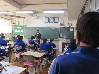 10月20日(水) 授業風景